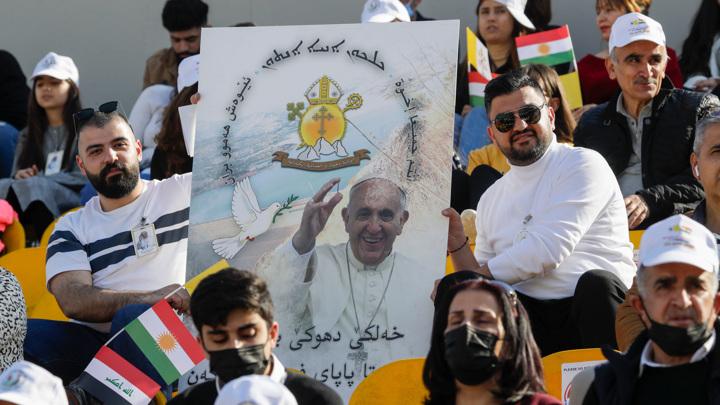 Папа Римский сообщил о подписанном с шейхом секретном документе