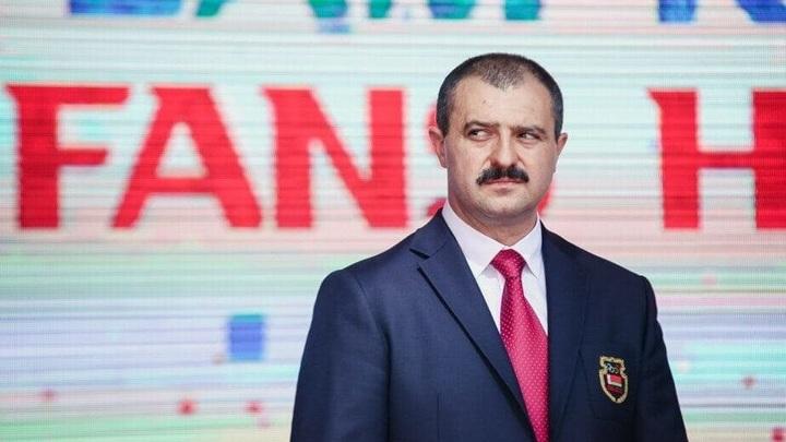 МОК не признал Виктора Лукашенко главой Национального олимпийского комитета Беларуси