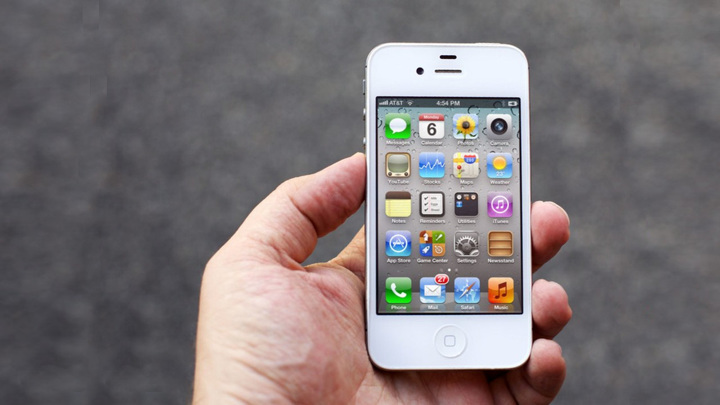WhatsApp перестанет работать на iPhone 4s