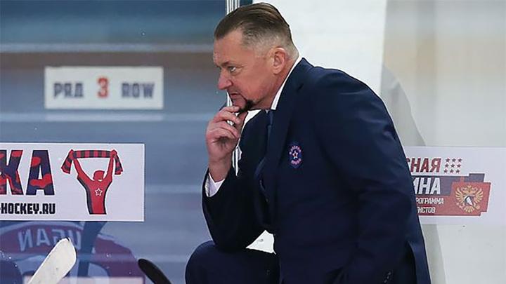 """Скончался тренер хоккейной """"Красной Армии"""" Левицкий"""