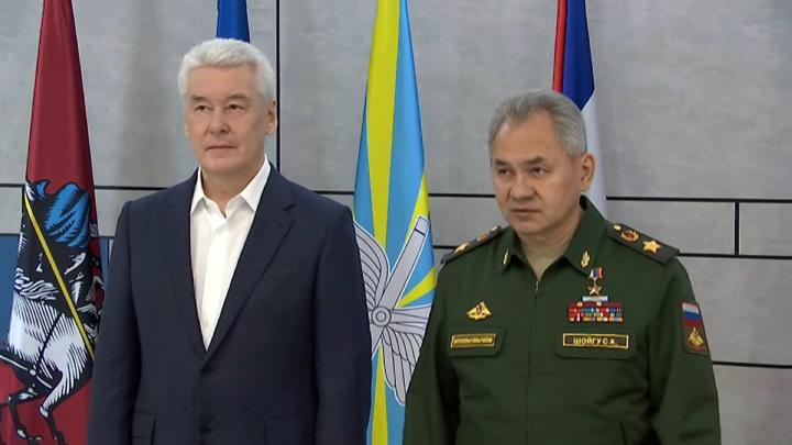 Шойгу: в России откроют десятки центров военно-патриотического воспитания