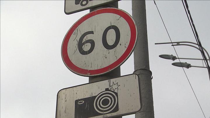 В Москве исчезнут дорожные знаки, предупреждающие о камерах
