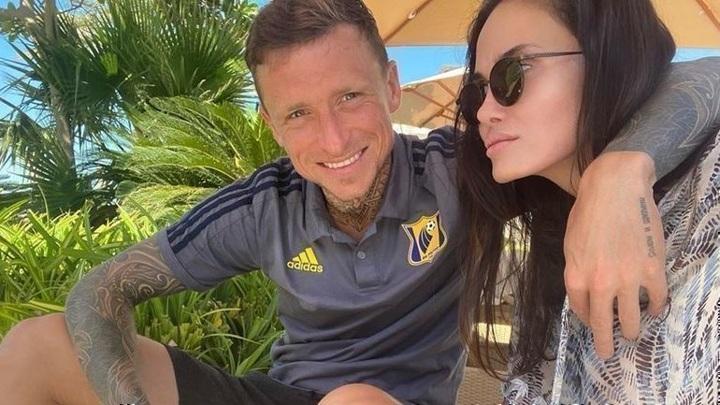 Павел и Алана Мамаева