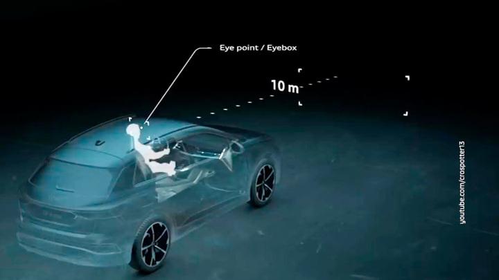 Audi показала дополненную реальность для автомобилей