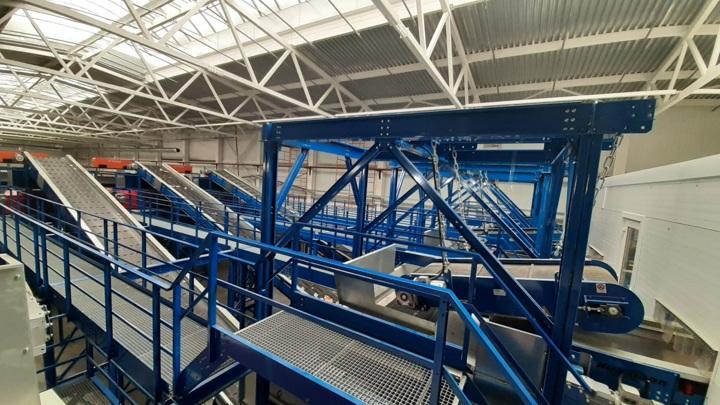 Четвертый комплекс по переработке отходов «РТ-Инвест»  вышел на проектную мощность