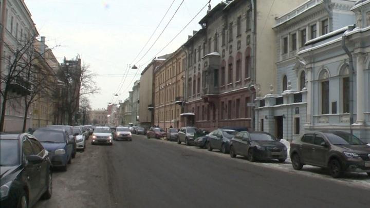 Реставрация дома Набокова в Петербурге завершится к осени