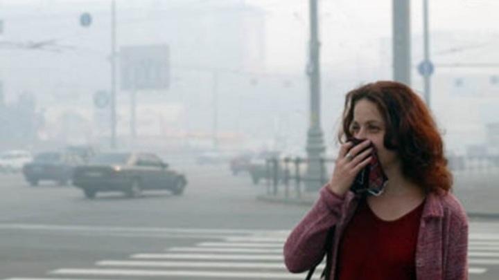 В Новосибирске растет уровень загрязнения воздуха