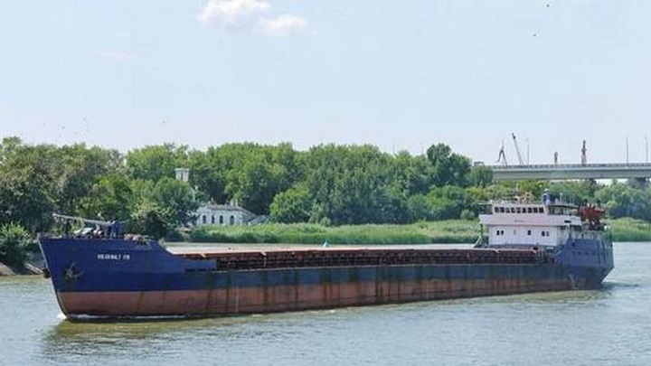 """Сухогруз """"Волго Балт 179"""" потерпел крушение у берегов Румынии"""