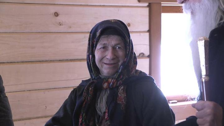 Отшельнице Агафье Лыковой построили новую баню