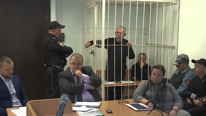 Суд рассмотрит ходатайство об освобождении бывшего главы Карелии