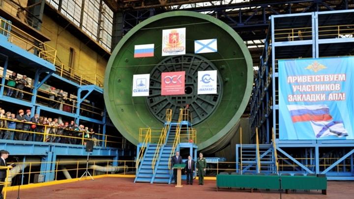 """Новую подлодку """"Красноярск"""" спустят на воду в августе 2021 года"""