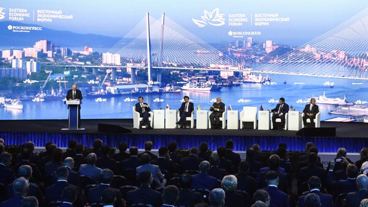 Восточный экономический форум пройдет 2-4 сентября во Владивостоке