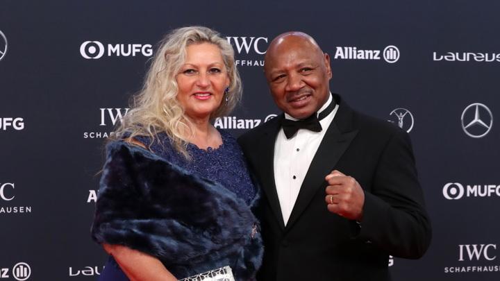 Умер бывший абсолютный чемпион мира по боксу Марвин Хаглер