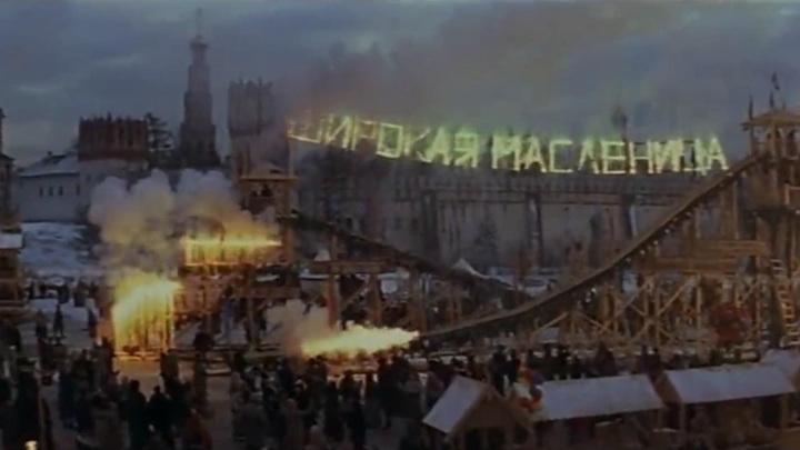 """""""Сибирский цирюльник"""" Никиты Михалкова выходит в повторный прокат"""