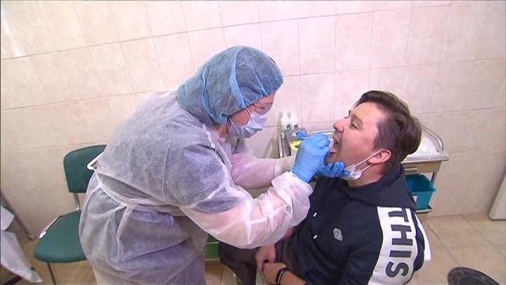 В Москве провели более 22 млн ПЦР-тестирований на коронавирус