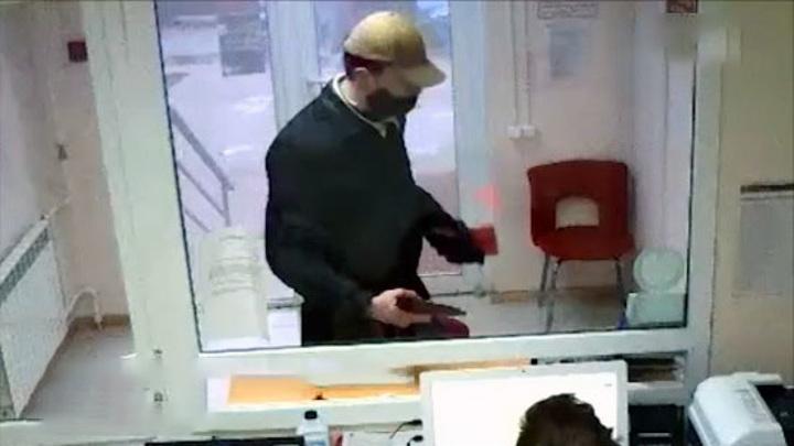 В Петербурге задержан подозреваемый в ограблении трех офисов микрозаймов