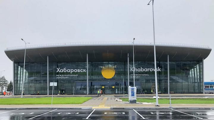 Из-за сильного ветра самолет не смог сесть в аэропорту Хабаровска
