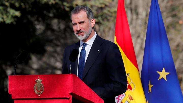 В Каталонии объявили испанского короля нежелательной персоной