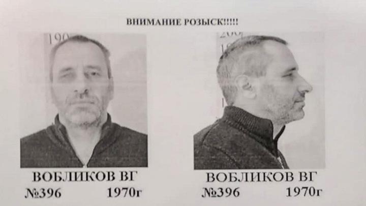 Третий побег: в Алтайском крае снова ищут бандита Вобликова