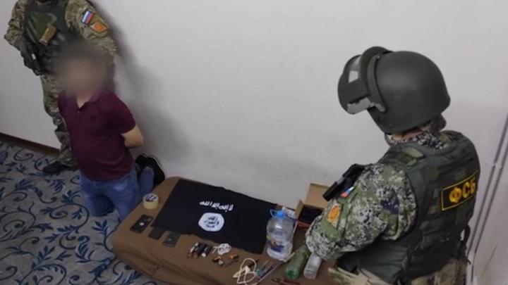 ФСБ предотвратила теракт в торговом центре в Майкопе