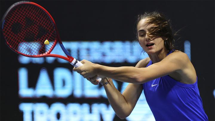 Теннис. Гасанова выиграла старт на турнире в Румынии