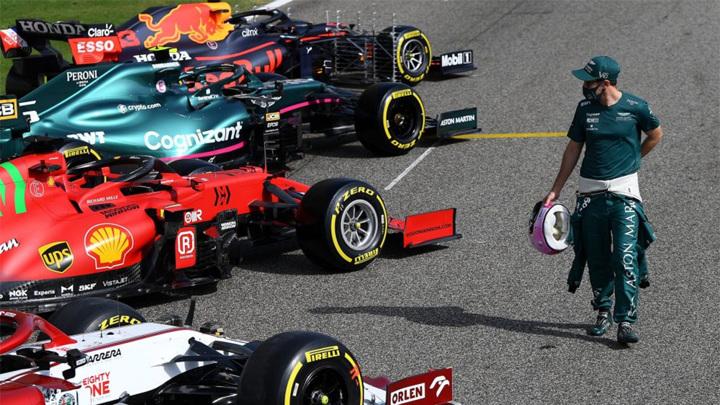 """Формула-1"". Рейтинг команд перед стартом сезона возглавил Red Bull"