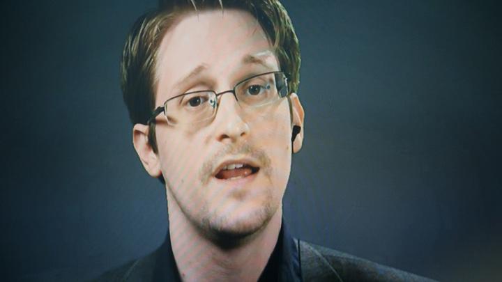 """Эдвард Сноуден ответит на вопросы общества """"Знание"""""""