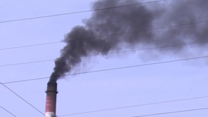 Состояние качества воздуха в Улан-Удэ стремительно ухудшается