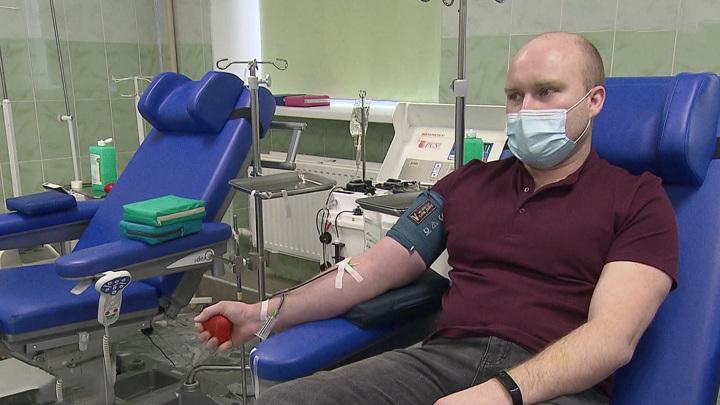 Число антител к коронавирусу у доноров, сдавших плазму, не снижается
