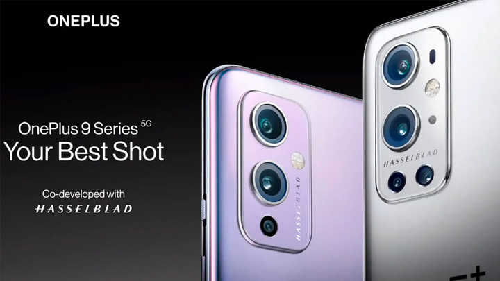 Новым флагманам OnePlus достались камеры Hasselblad