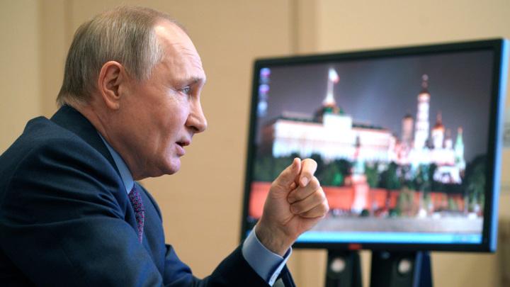 Путин встретится с лауреатами премий в области культуры и искусства