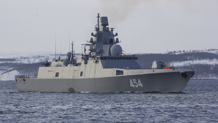 """Первым носителем гиперзвукового оружия станет """"Адмирал Горшков"""""""
