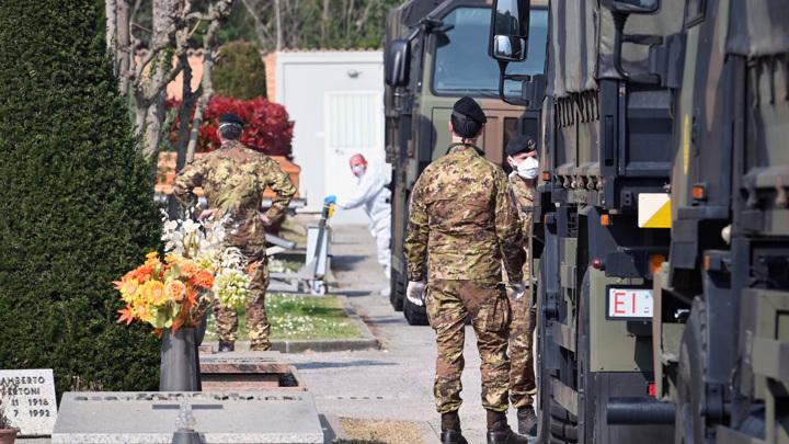 Тысячи итальянских солдат отравились обедненным ураном