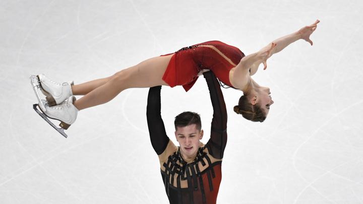 Фигуристы Мишина и Галлямов выступят на командном чемпионате мира