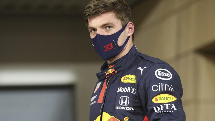 """""""Формула-1"""". Ферстаппен выиграл первую практику сезона"""