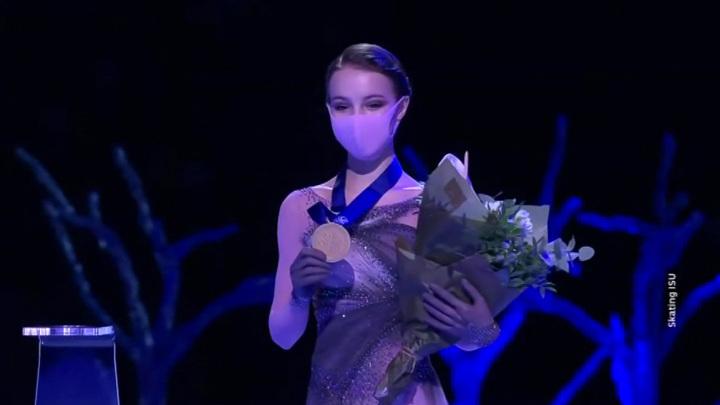 Русский пьедестал: наши фигуристки заняли все призовые места на ЧМ