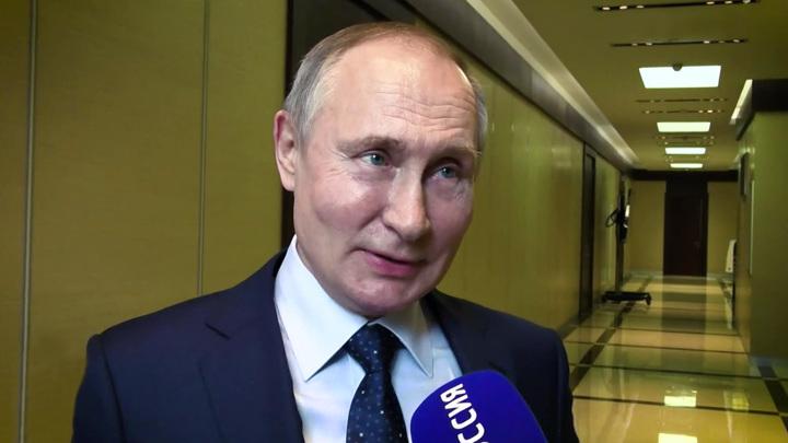 Стало известно, от чего Путину пришлось отказаться из-за прививки