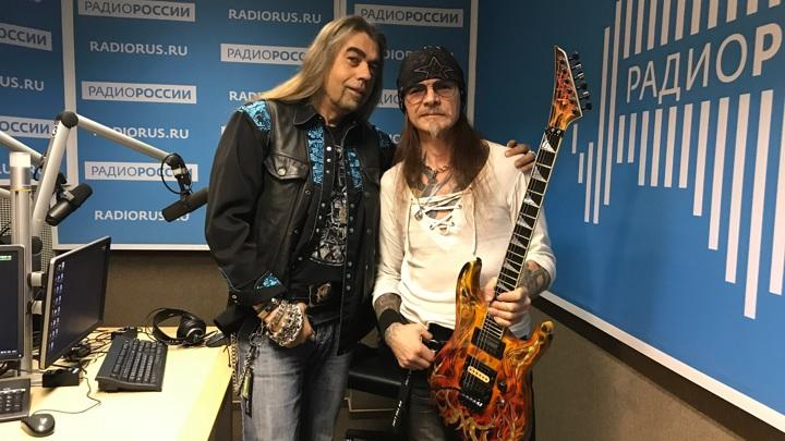 Дмитрий Добрынин и Сергей Маврин