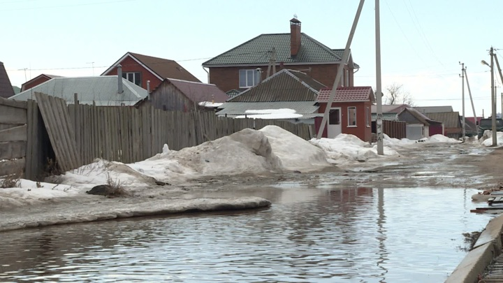 Уровень ряда рек в Приморье в ходе весеннего половодья поднялся до 3 метров 80 см