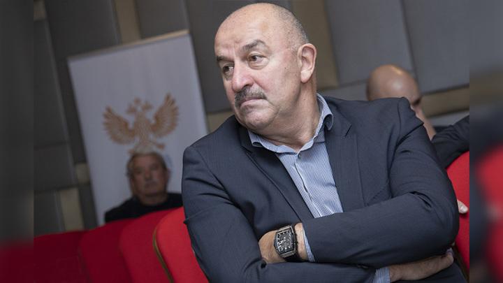 Станислав Черчесов: мы подготовились к матчу с бельгийцами