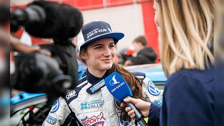 Ирина Сидоркова: у женской W Series нет конкурентов