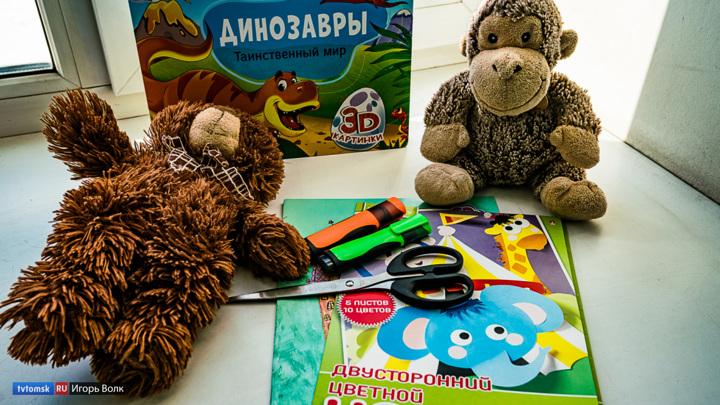 """В Томске родители детей-инвалидов смогут воспользоваться """"Мэри Поппинс"""""""