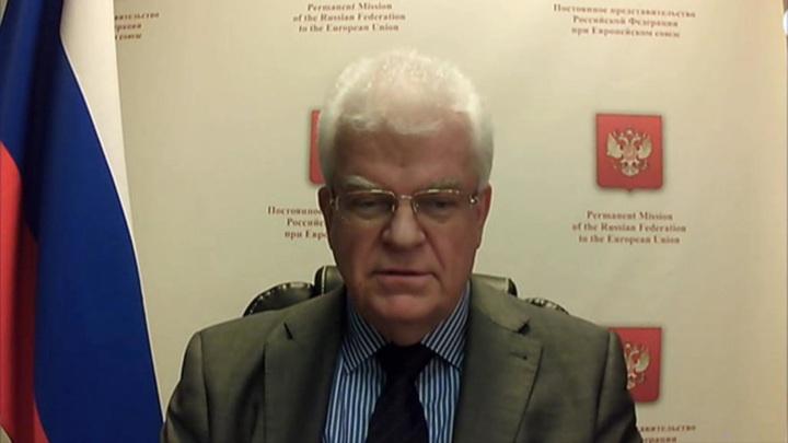 Чижов: ЕС мог бы поучиться у России организации выборов