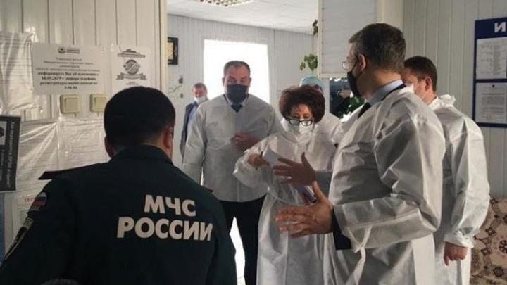 Массовое отравление в ставропольском селе: число заболевших растет