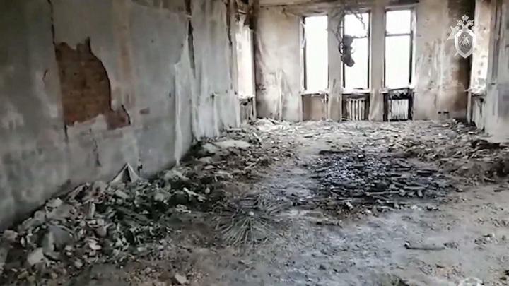 СКР показал место гибели отстреливавшегося от силовиков жителя Мытищ