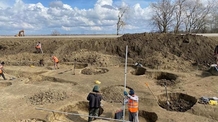 На Кубани при строительстве трассы найдены уникальные артефакты