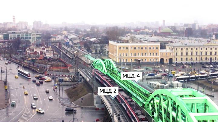 Самый сложный проект: московский диаметр D4 объединит семь вокзалов