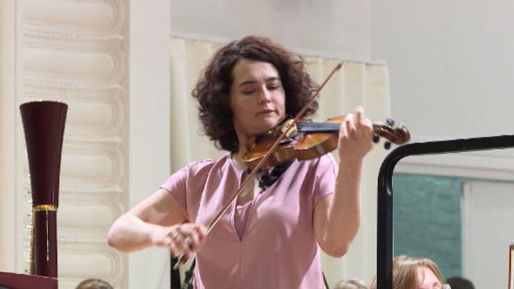 Скрипку знаменитого мастера Джузеппе Гварнери привезли в Екатеринбург