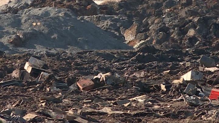 Россельхознадзор подтвердил сильное загрязнение плодородного слоя почвы