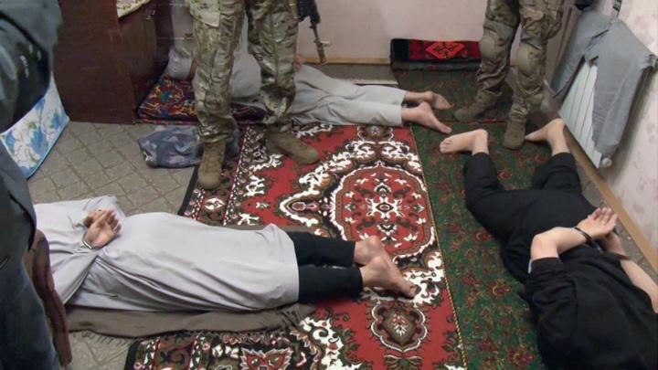 Под Омском поймали экстремистов-вербовщиков